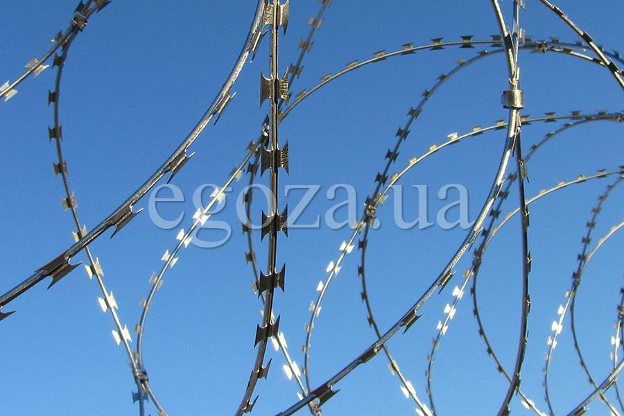 Egoza barriers Ukraine