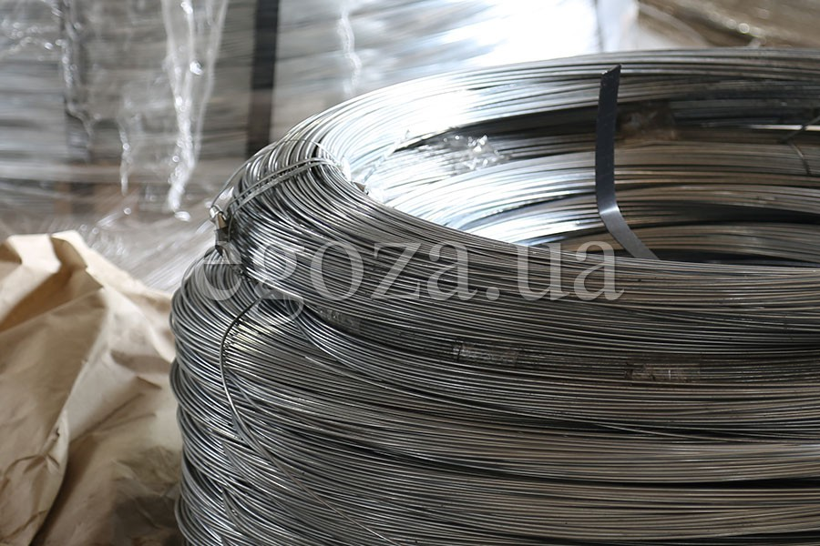 Linear tension wire for installation of Egoza barriers