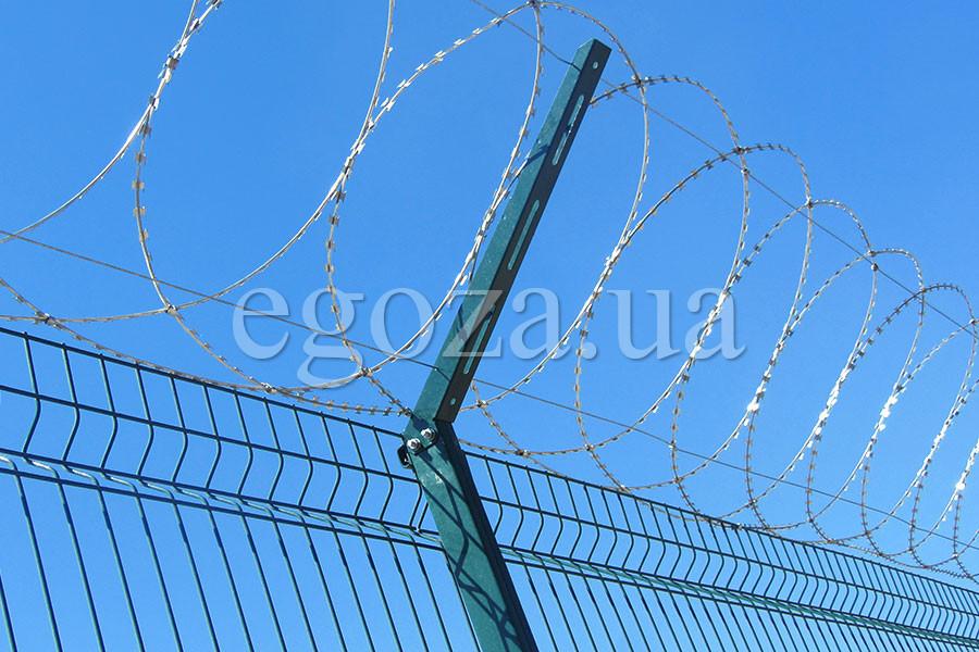 Плоский барьер Егоза