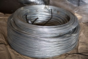 Linear tension wire coil