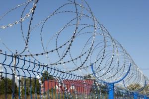 Спиральный барьер Егоза Кайман